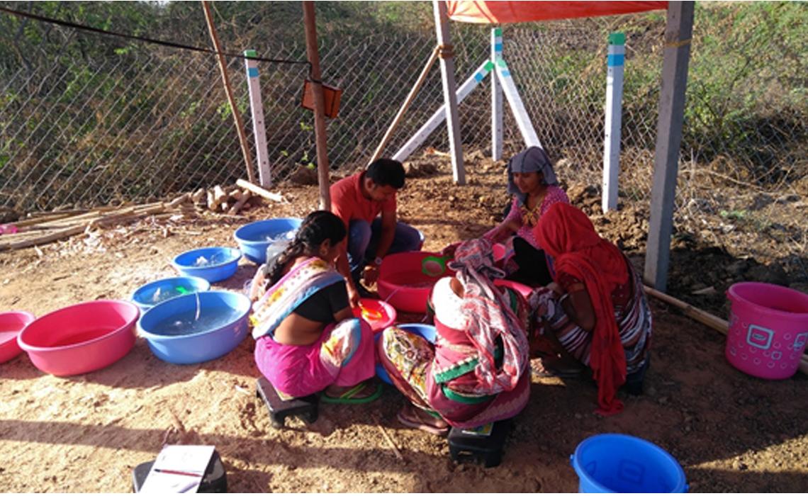 Navsari Gujarat Research Centre of ICAR-CIBA conducted