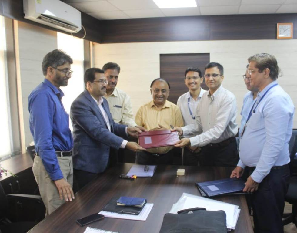 ICAR-Central Institute of Brackishwater Aqauculture  (CIBA) signs MOU with Maharashtra Government for the Seabass Hatchery Technology Transfer, for the promotion of brackishwater  finfish farming and fish production in the state of Maharashtra, 22nd August 2019